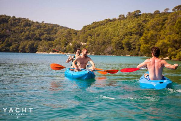 Essential Sea-Based Activities While Sailing in Greece