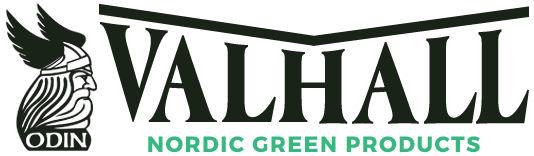 Logo Valhall Nordic Green Products