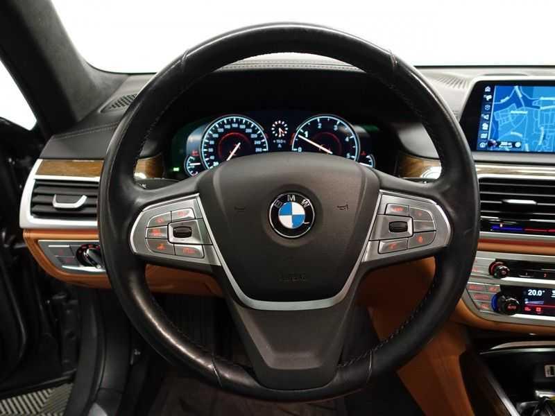 BMW 7 Serie 730d XDrive M-Sport Individual 266pk Aut- Alle mogelijke optie's- nwpr 153.866,- afbeelding 3