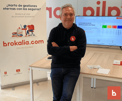 Entrevista a Alejandro Marín, CEO de Brokalia | Correduría de Seguros