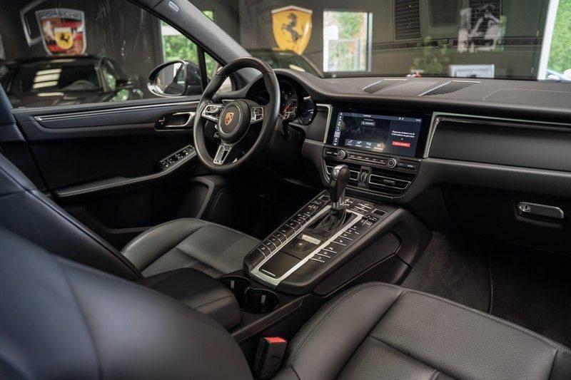 Porsche Macan Luchtvering Pano Leder Dashboard ACC Porsche Exclusive 2.0 Turbo afbeelding 14