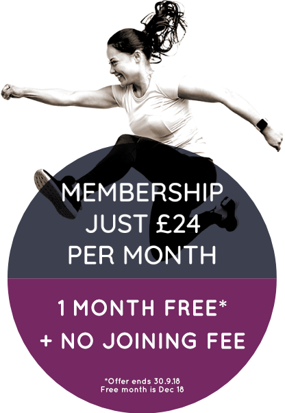 Membership just £24 per month. Join now.