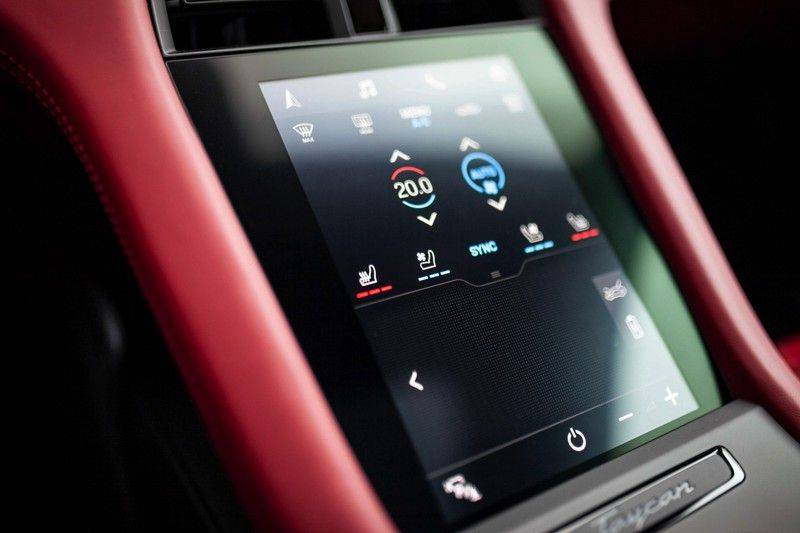 Porsche Taycan 4S Performance 84 kWh *Prijs Ex. BTW / BOSE / ACC / Sport Chrono / HUD* afbeelding 22