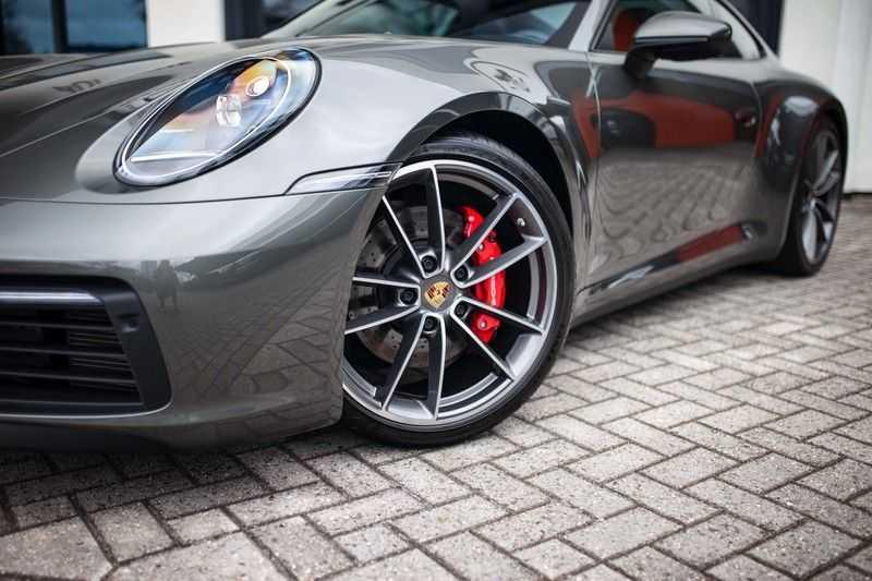Porsche 911 992 3.0 Carrera S *PASM / Sport Chrono / Sportuitlaat / ACC / Sportstoelen Plus* afbeelding 21