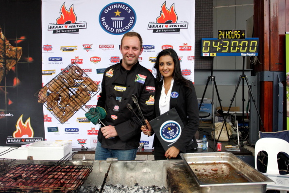 Braai World Record