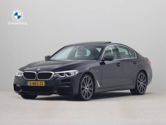 BMW 5 Serie Sedan 540i High Executive M-Sport Automaat
