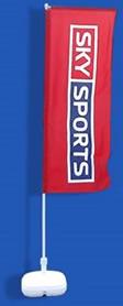 sky sports sail flag goldsithney