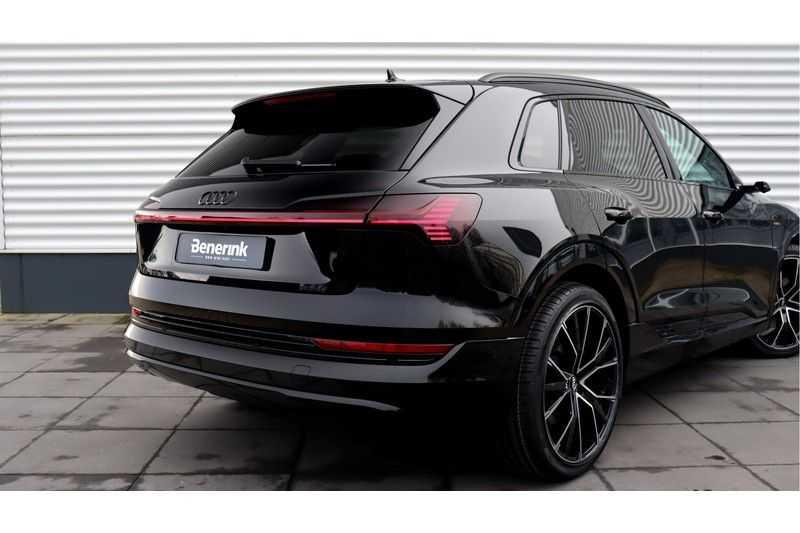Audi e-tron 55 quattro Advanced S Line excl. BTW Panoramadak, B&O, S Sportstoelen, DAB, Head-Up Display afbeelding 24
