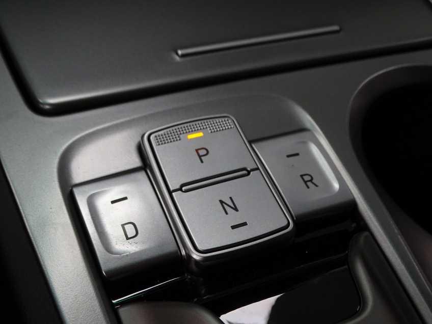Hyundai Kona EV Premium 64 kWh Ex BTW 4% Bijtelling Leder Navi HUD Clima Camera afbeelding 15