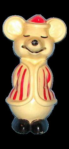 Santa Mouse photo