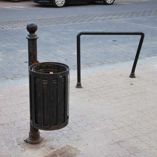 Street Furniture Inspection App