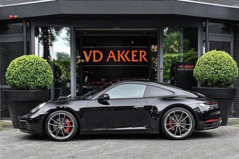 Porsche 911 4S SCH.DAK+4WSTURING+CARBON+ACC+MATRIX LED afbeelding 6