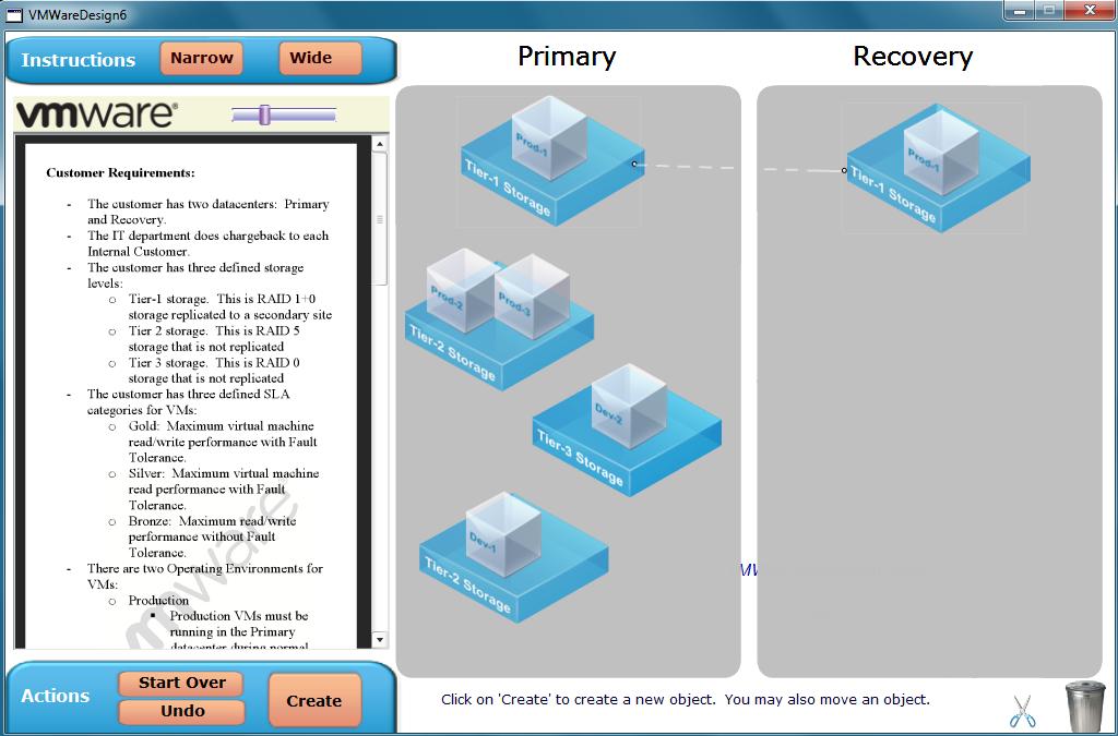 VCAP Design Example
