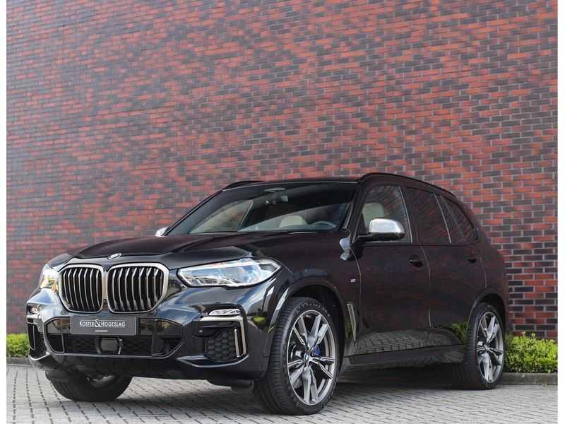 BMW X5 M50i X-Drive *Head-Up*Trekhaak*Laser* afbeelding 25