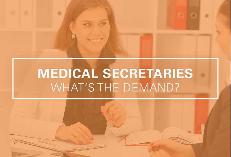 Medical Secretary Career Demand and Outlook