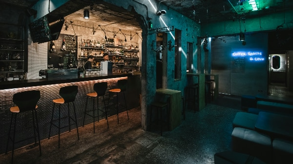 The Bootleggers List, the top 10 cocktail bars in Taipei