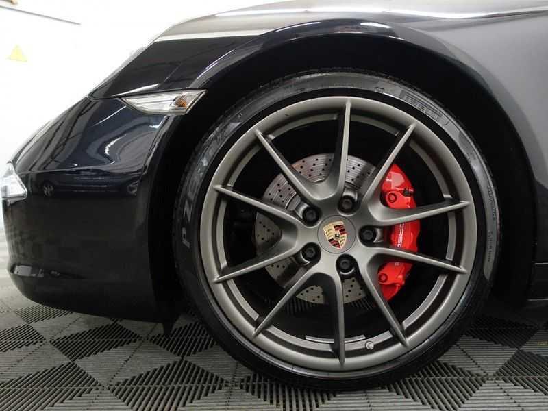 Porsche 911 3.8 Carrera 4S 400pk PDK - Sport Chrono, Panoramadak, Sportuitlaat afbeelding 15