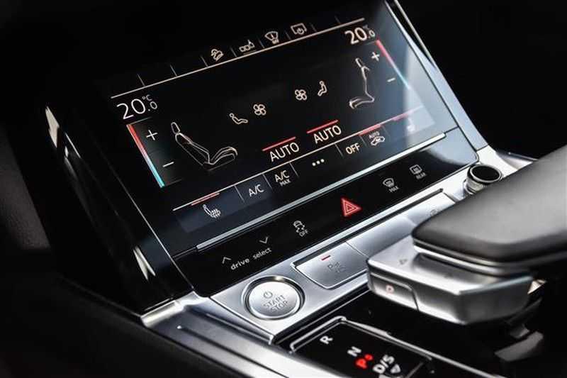 Audi e-tron 55 QUATTRO PANO.DAK+360CAM+HEADUP+B&O afbeelding 15