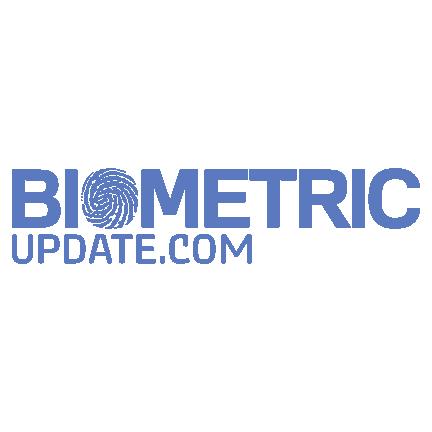 Biometric Update logo