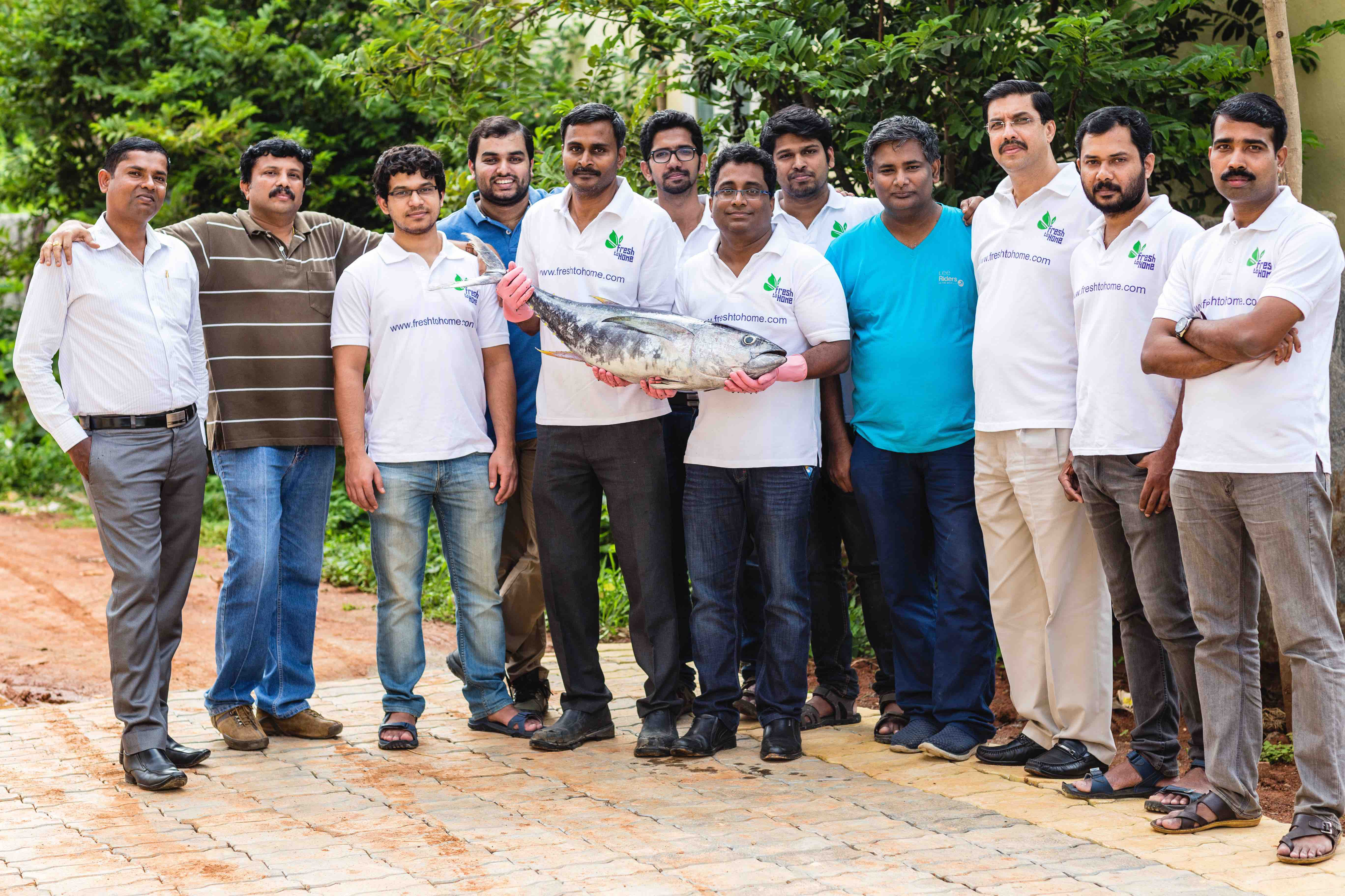 FreshToHome, a Bangalore-based e-commerce startup that sells fresh vegetable, fish, chicken and other kinds of meat, has raised $20 million in a new financing round as it looks to expand its footprint in the nation.