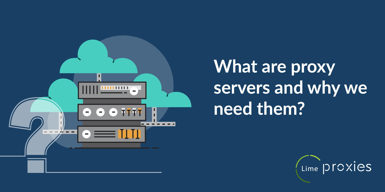 Company Should Use Proxy Servers
