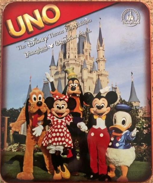 Disney Theme Park Uno (2012)