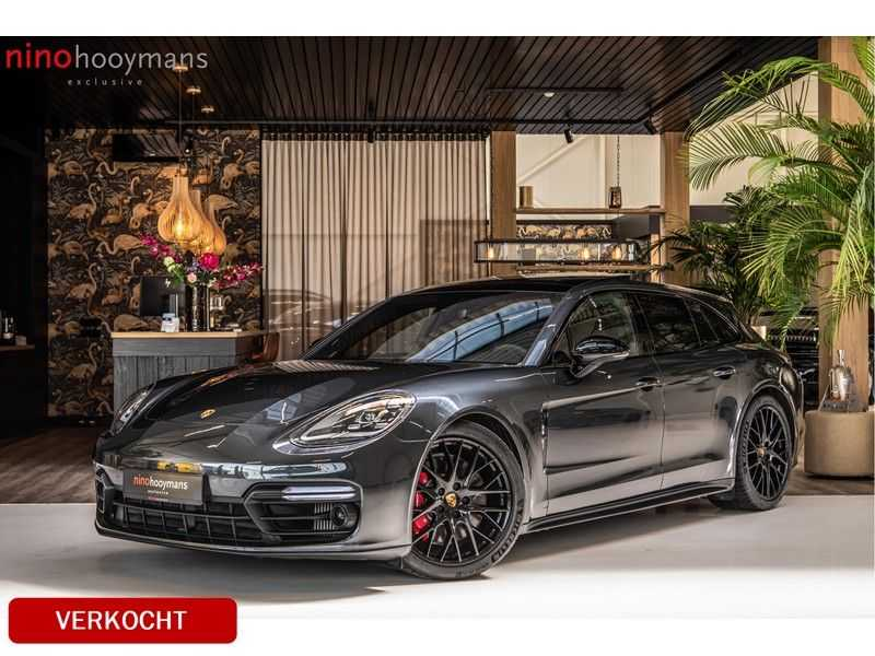 Porsche Panamera GTS Sport Turismo 4.0 | BOSE | Panorama | Alcantara | Comforttoegang | PDLS | PASM afbeelding 25