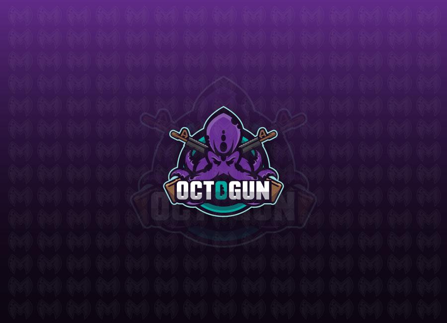 Octogun esports logo