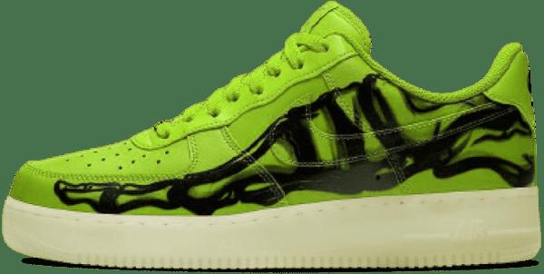 Nike Air Force 1 Low Skeleton QS