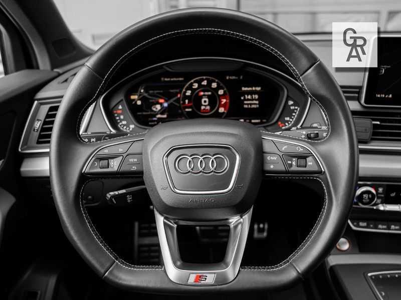 Audi SQ5 Panorama dak B&O Sportstoelen 3.0 TFSI SQ5 quattro Pro Line Plus afbeelding 8