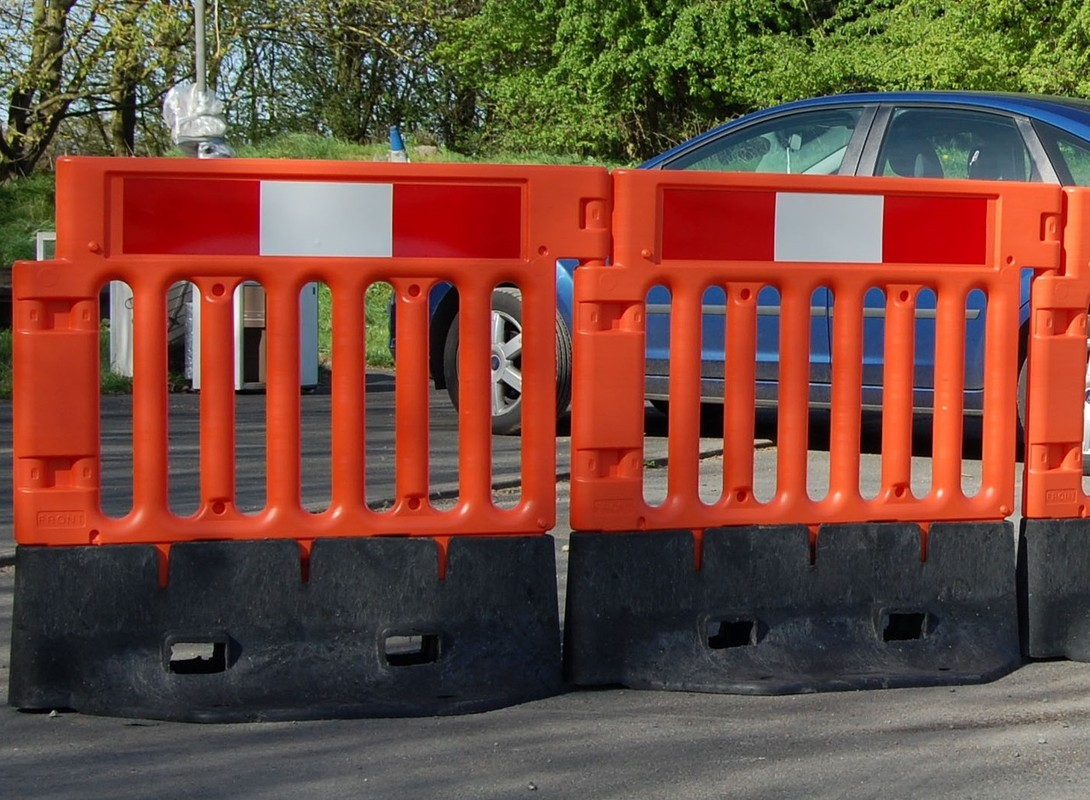 Strongwall Road Barrier