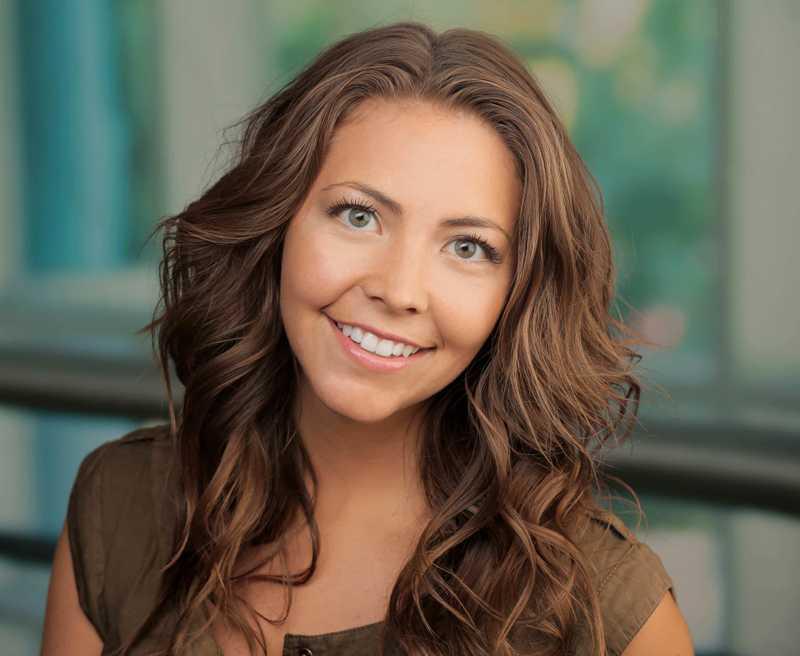 portrait of Kayli Jamison