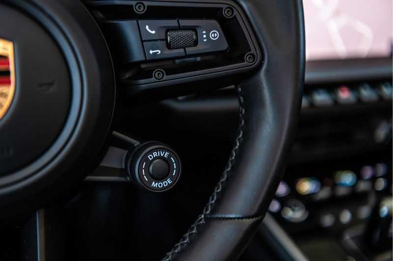 Porsche 911 Cabrio 3.0 Carrera S |Sport Chrono | Sportuitlaat | PDLS | GT-sportstuurwiel | Entry & Drive afbeelding 16