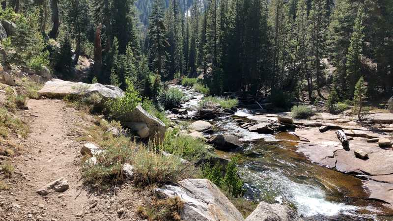 Returning to the Middle Fork of the San Joaquin River