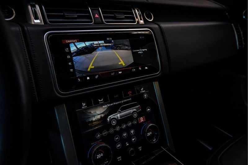Land Rover Range Rover 5.0 V8 SC LWB Autobiography | Black Pack | Long Wheel Base | Massage | Panorama | Meridian Surround | Drive Pro Pack afbeelding 17
