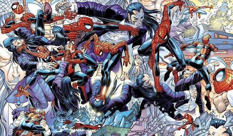 Marvel Saga O Espetacular Homem Aranha