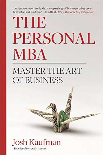 The Personal MBA: Master the art of business Cover