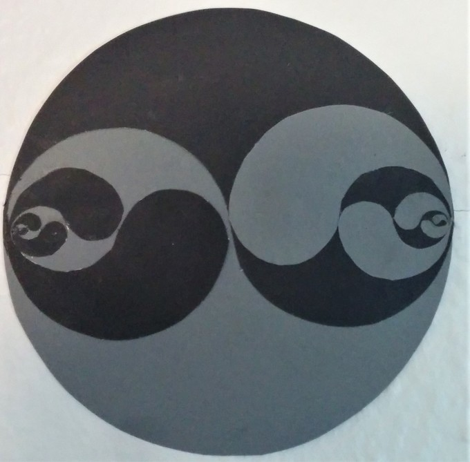 Finished recursive yin-yang in paper