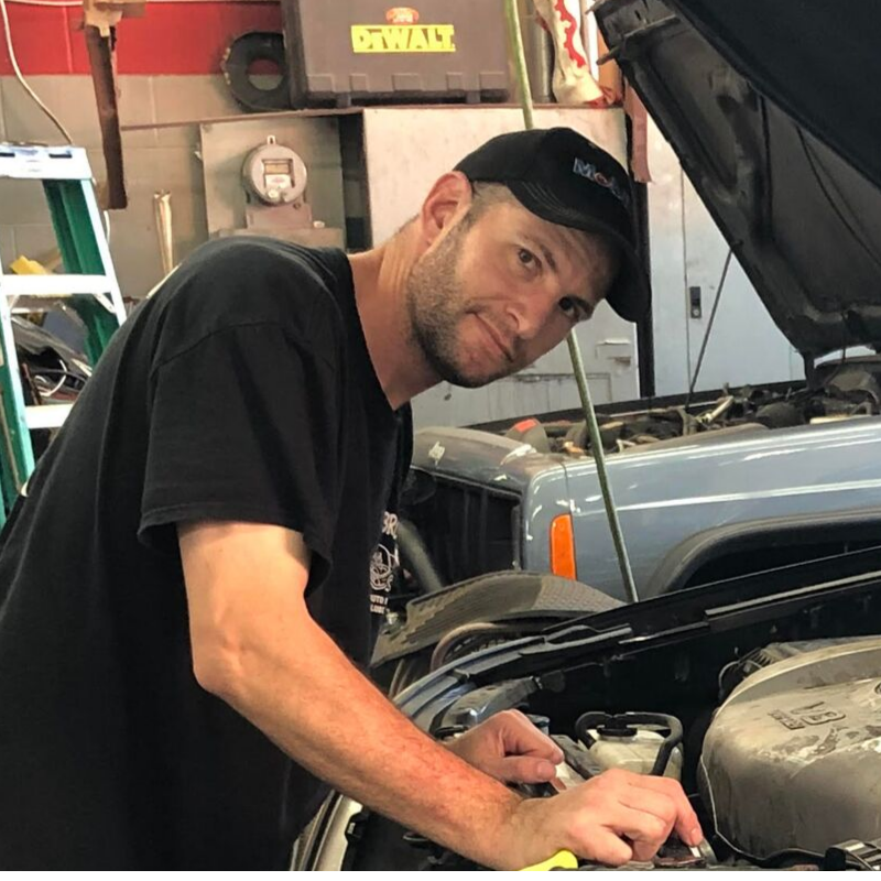 Anthony Kallert of Sponge Brothers Car Wash