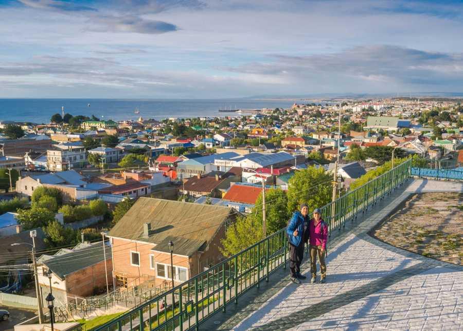 El Mirador in Punta Arenas.