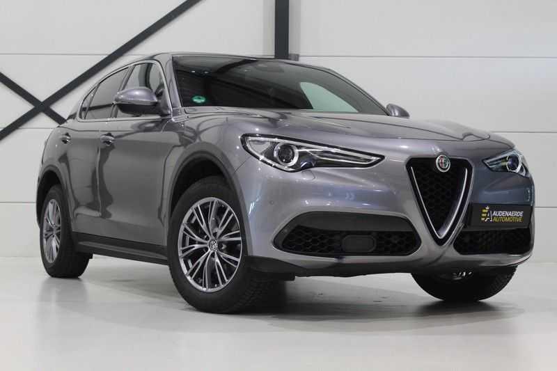 Alfa Romeo Stelvio 2.0 T AWD Super Veloce pack | Sportstoelen | Trekhaak | Adaptive cruise control | Leer afbeelding 22