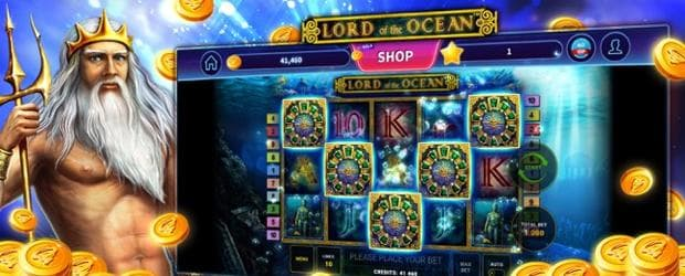 lord of the ocean slot banner