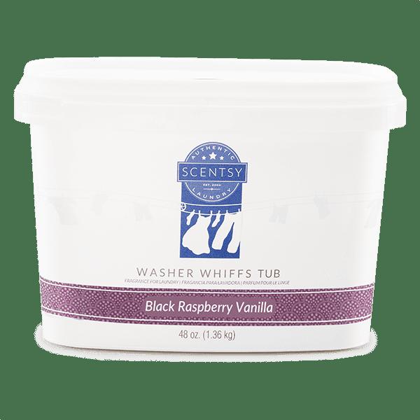 Black Raspberry Vanilla Washer Whiffs Tub