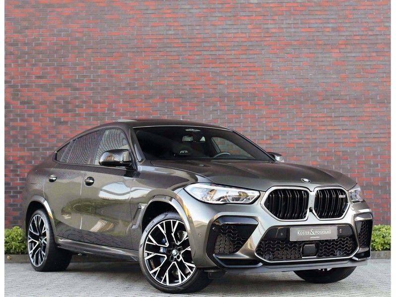 BMW X6 M *Carbon*Pano*HUD*B&W*FULL OPTION* afbeelding 1
