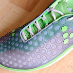 VivoBarefoot Evo - TPU cage from the outside