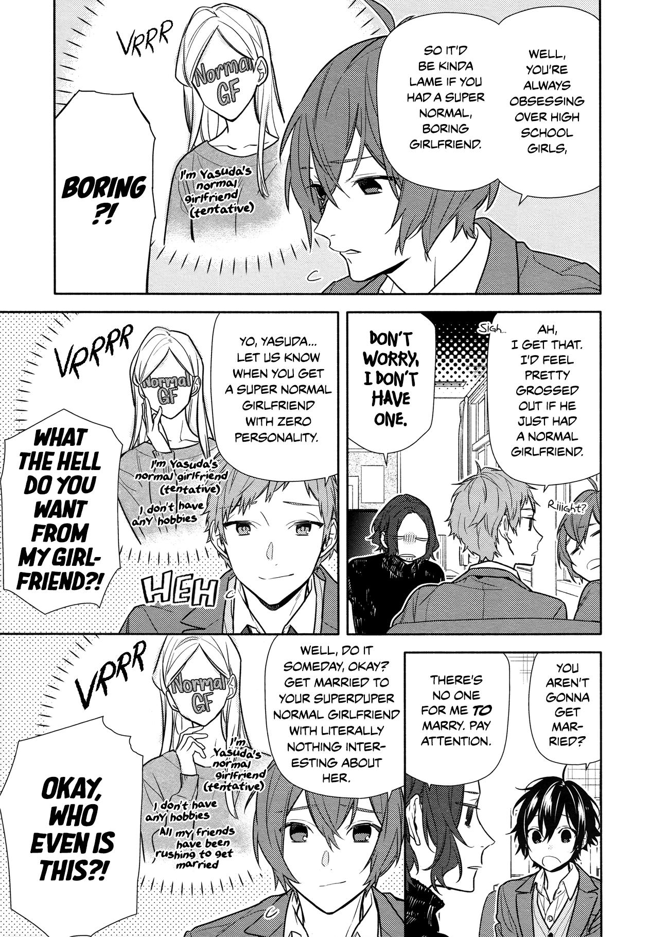Horimiya, Chapter 112 Page 3