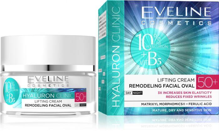 EVELINE HYALURON CLINIC arckrémek | Eveline Cosmetics