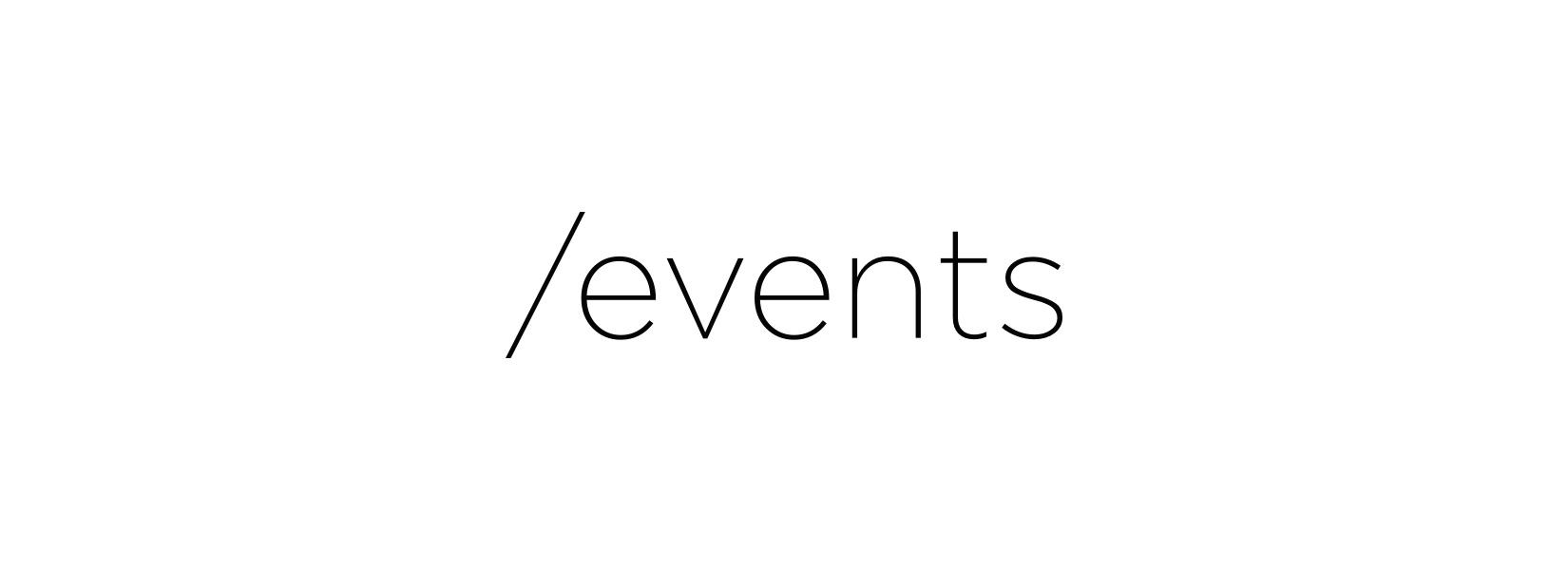 Announcing Skcript Events