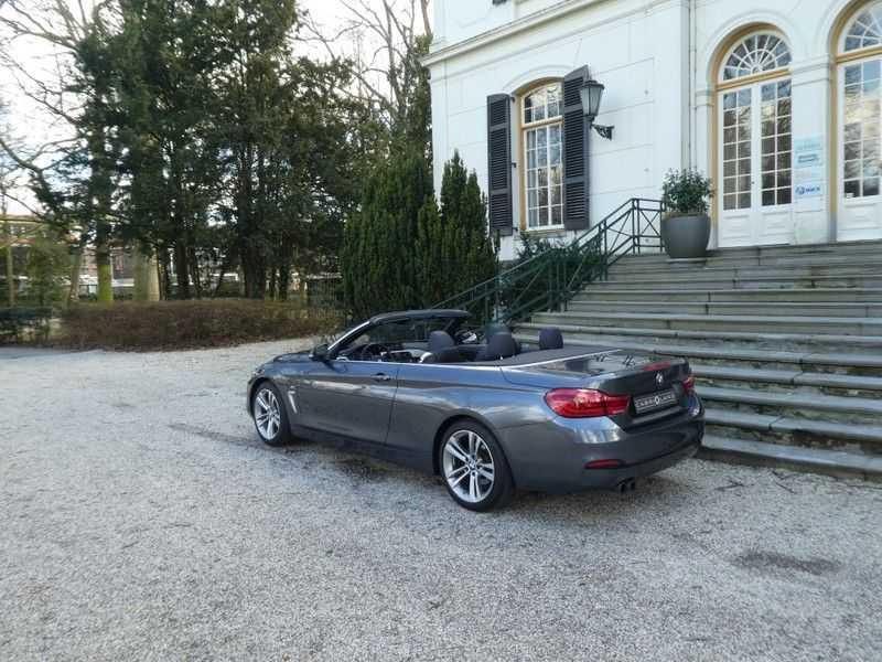 BMW 430i Cabrio, Sportline afbeelding 14