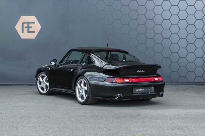 Porsche 911 3.6 Turbo  993 Turbo FULL HISTORY + EXCELLENT CONDITION NP: fl. 394.482,- Gulden afbeelding 3